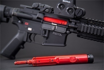 SIRT AR-Bolt mounted in