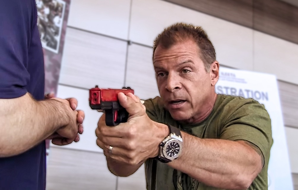 Tony Blauer on ASAP: Awareness, Suddenness, Aggression and Proximity of Threats