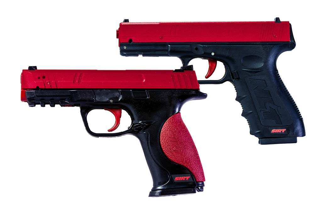 SIRT NLT Training Pistols