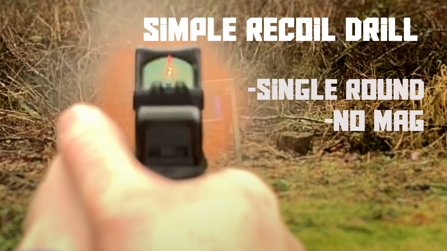 Simple No Recoil